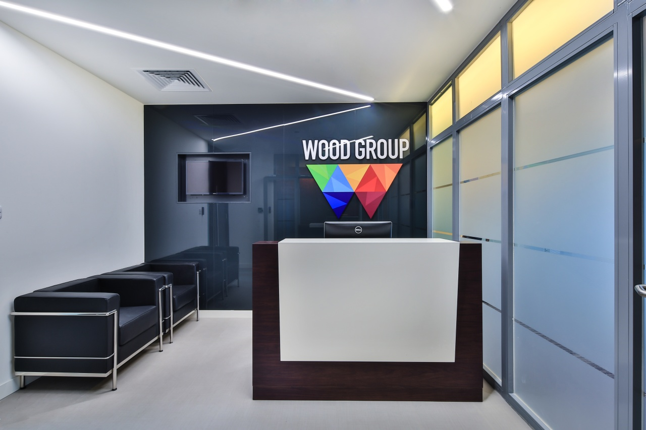 Wood Group Office - Yasser Ibrahim Photography